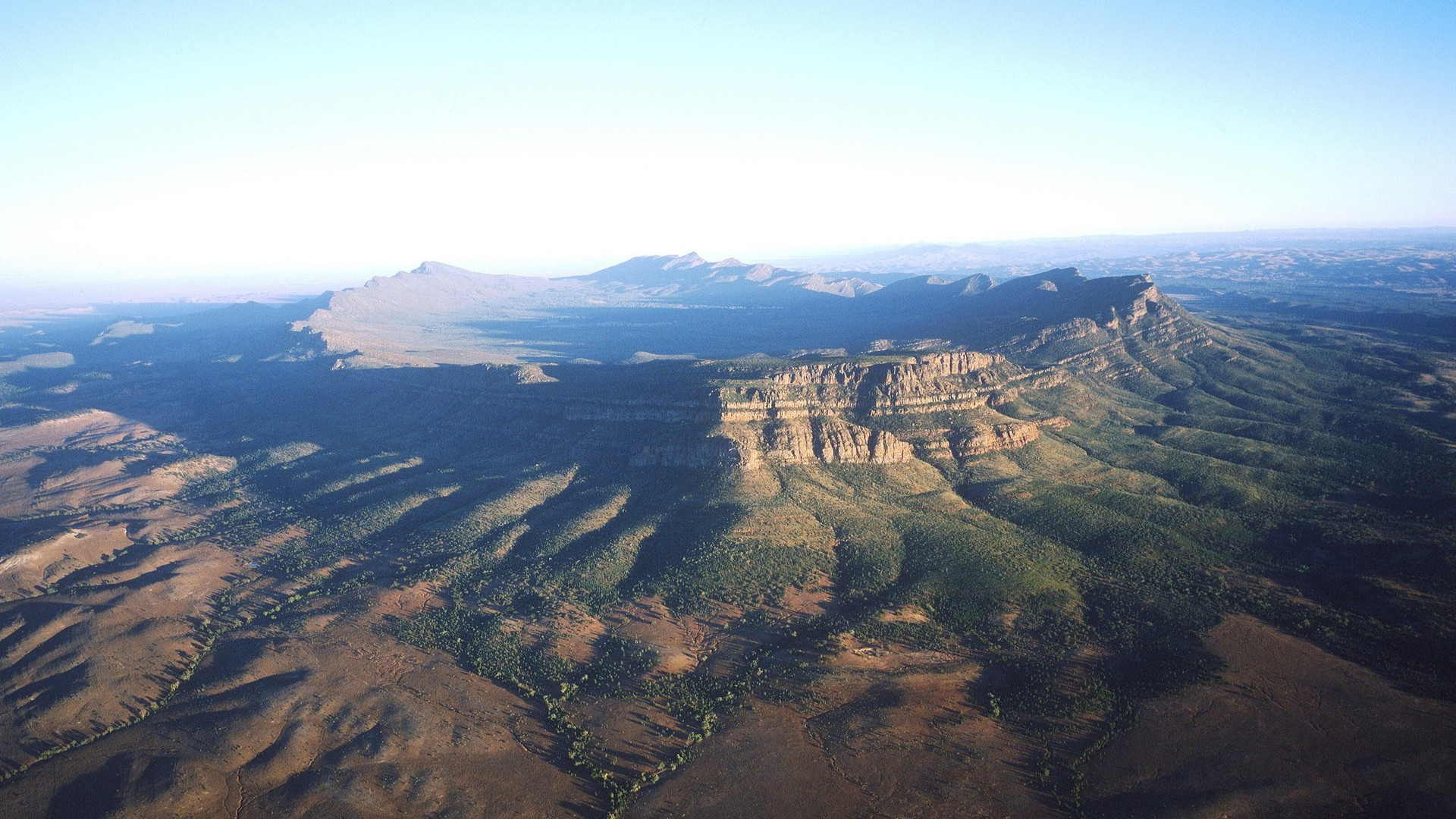 Dãy Flinders Ranges