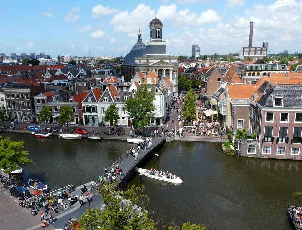 Thành phố Leiden quê hương của họa sĩ Rembrant