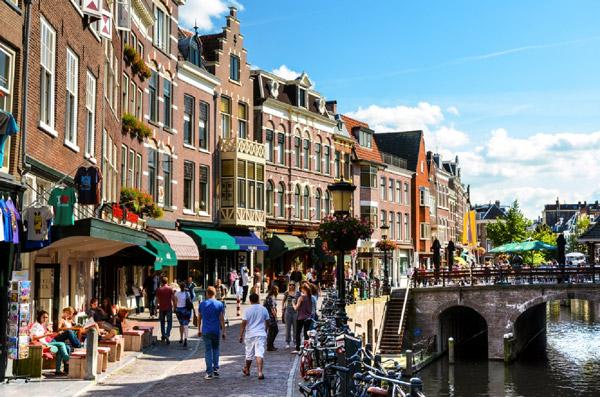 Utrecht Thành phố lớn tại Hà Lan