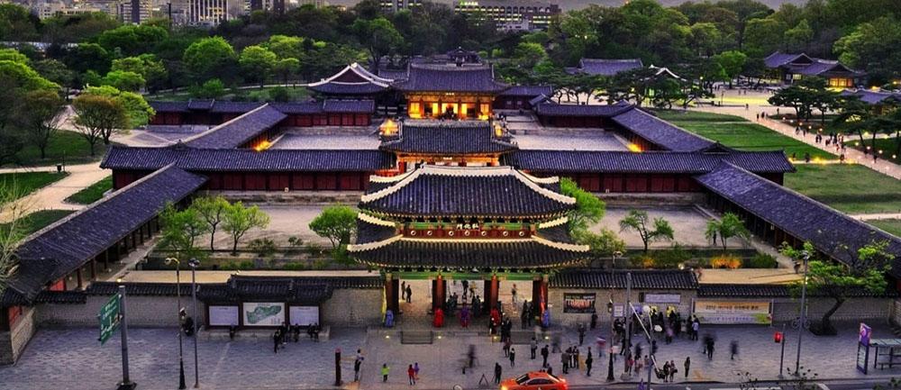 thủ đô seoul hàn quốc