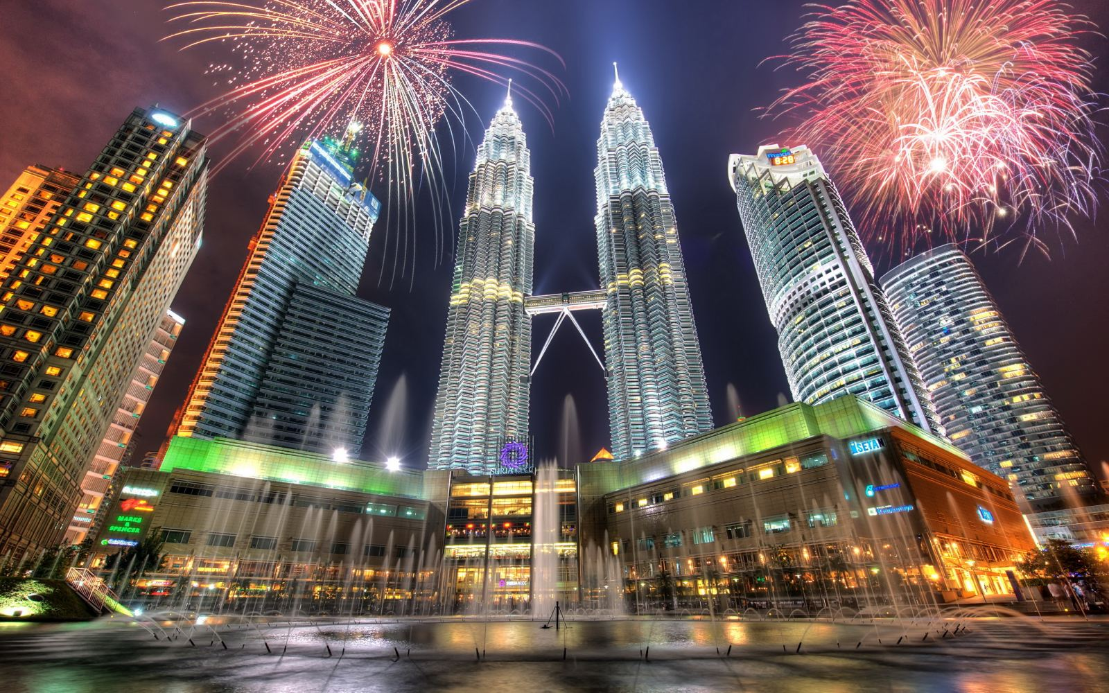TWIN TOWER MALAYSIA