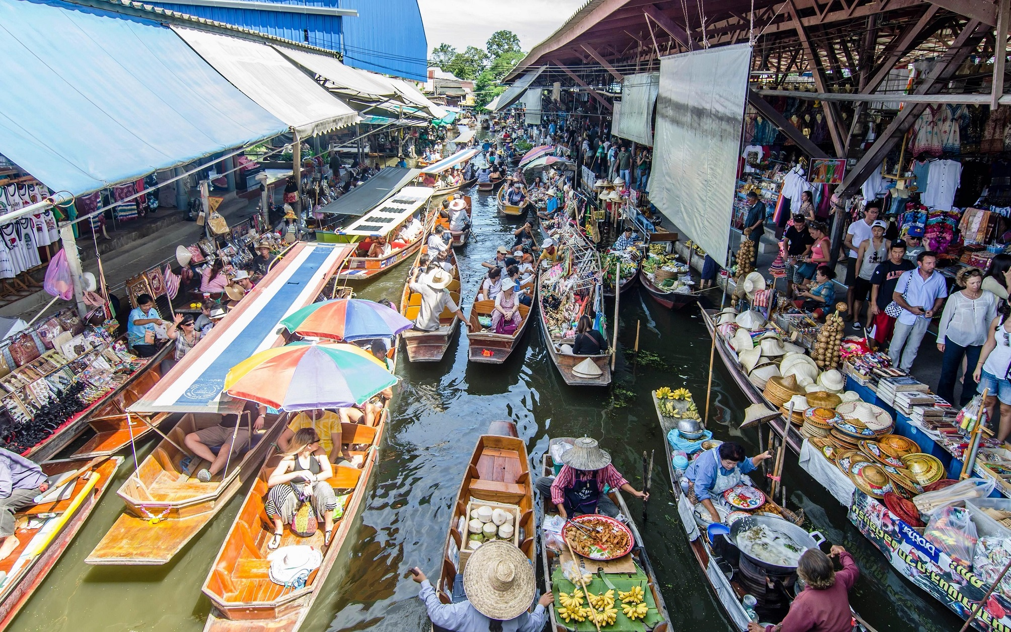 Pattaya-Floating-Markets