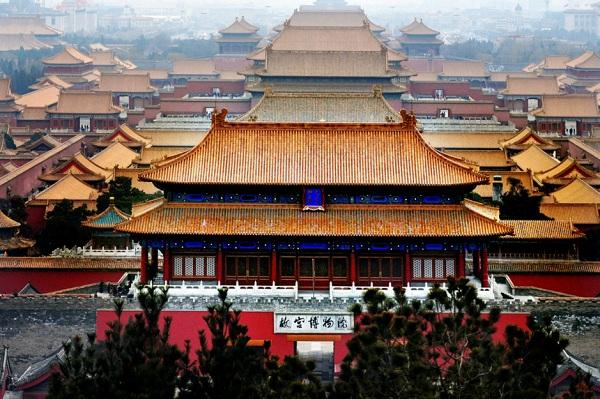 Tử Cấm Thành Thủ đô Bắc Kinh